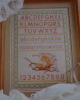 Baby/ Christening Sampler ~ Cross Stitch Chart