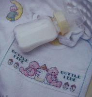 Seven Baby Cards & Gifts ~ Cross Stitch Charts