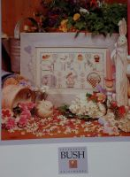Shepherd's Bush ~ Spring: Cross Stitch Pattern Booklet