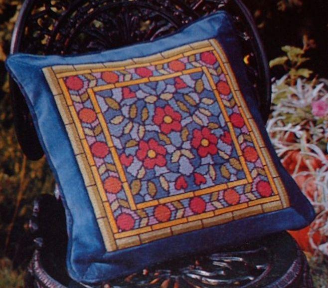 EDWARDIAN Cross Stitch Charts