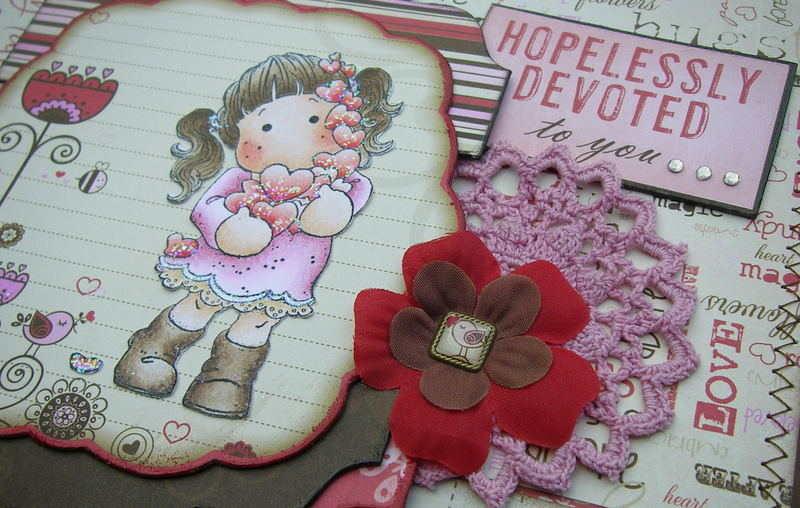 *hopelessly devoted* glitter