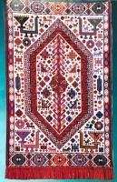 Kelims Carpet Rug Wallhanging ~ Cross Stitch Chart