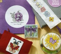 Bugs & Insects ~ 45 Cross Stitch Charts