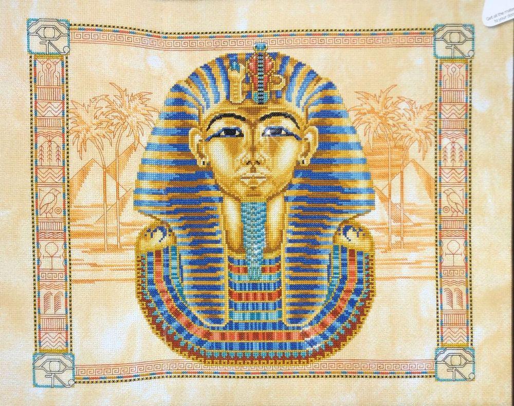 Tutankhamun ~ Cross Stitch Chart