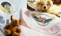 Sweet Dreams ~ Three Cross Stitch Charts
