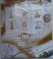 Lanarte: Sea Life Collection 34491 ~ Cross Stitch Kit