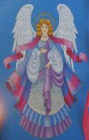Angel of Peace ~ Cross Stitch Chart