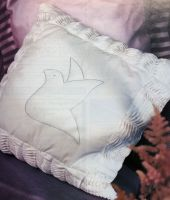 Quited Dove Cushion ~ Quilting Pattern
