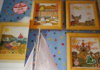 Four Sunny Scenes ~ Cross Stitch Charts
