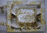 CHRISTMAS ~ OOAK Handmade Scrapbook Albums