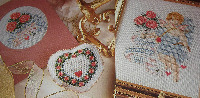 VALENTINE Cross Stitch Charts