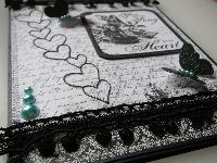 VALENTINE OOAK Handmade Cards