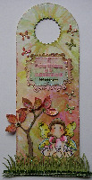 <!-053->OOAK Handmade DOOR HANGERS/WALL HANGINGS
