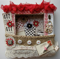 <!-044->OOAK Handmade ALTERED ITEMS
