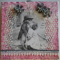 ANNIVERSARY ~ OOAK Handmade Altered Items