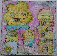 MIXED MEDIA ~ OOAK Handmade Altered Items