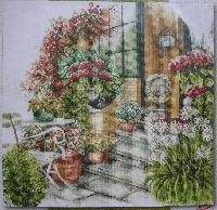 <!-069->CROSS STITCH/EMBROIDERY Kits