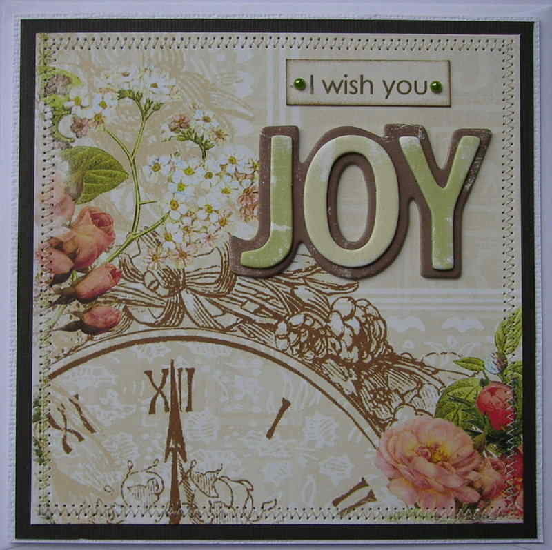 *i wish you joy* full