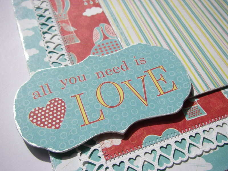 *all you need is love* sentiment