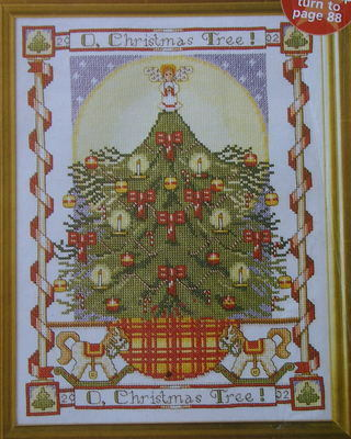O Christmas Tree ~ Cross Stitch Chart