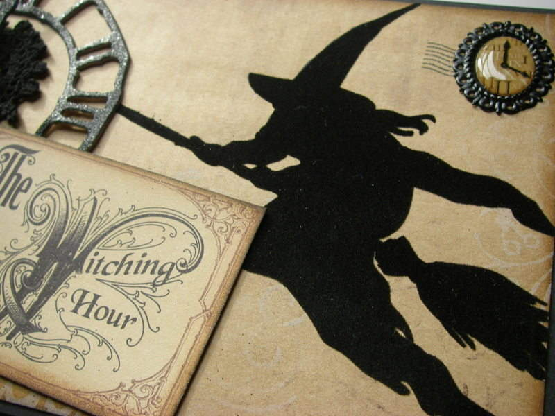 *The Witching Hour* witch