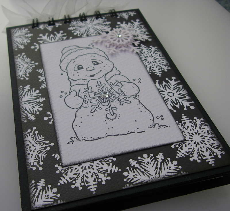 *o frosty* book image front