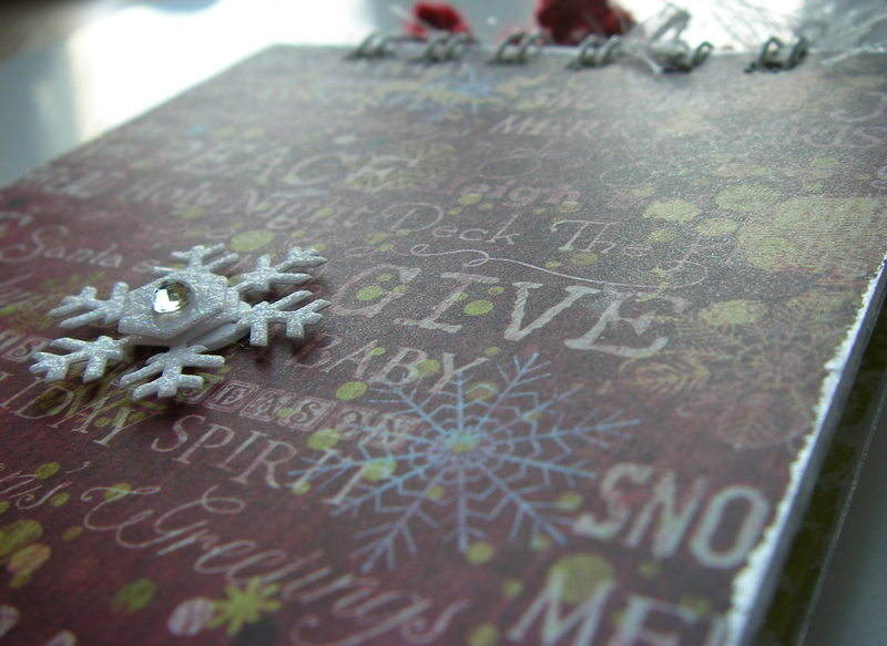 *snowman love* book back