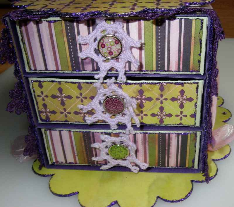 clock face drawers front closed