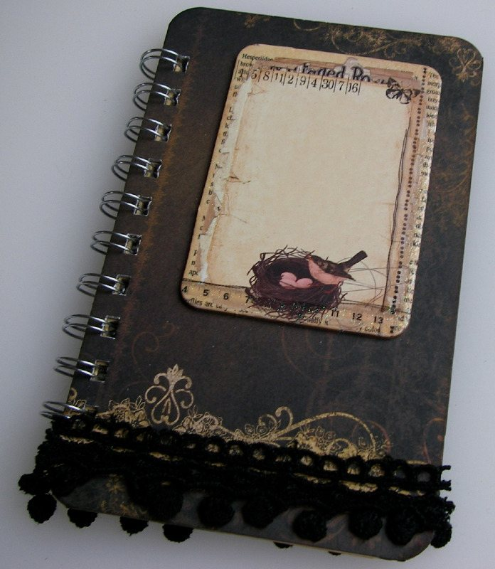 cherished moments mini book inside