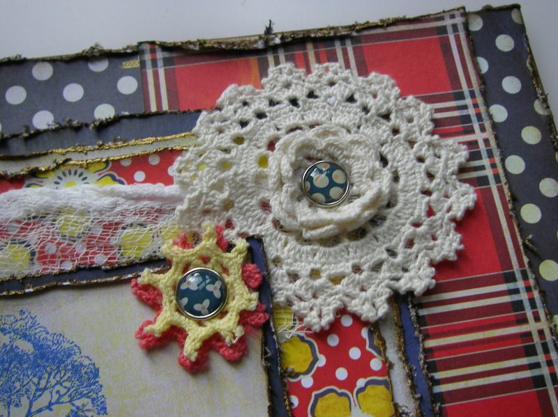 bicycle doilies