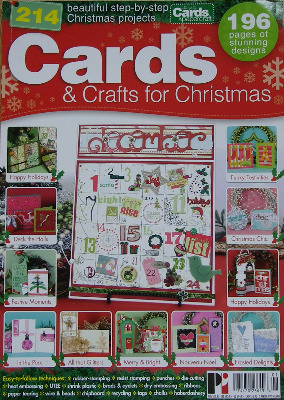 Cards & Crafts for Christmas Magazine ~ Volume 1
