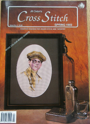 Jill Oxton's Cross Stitch Magazine ~ Issue 8 Spring 1993