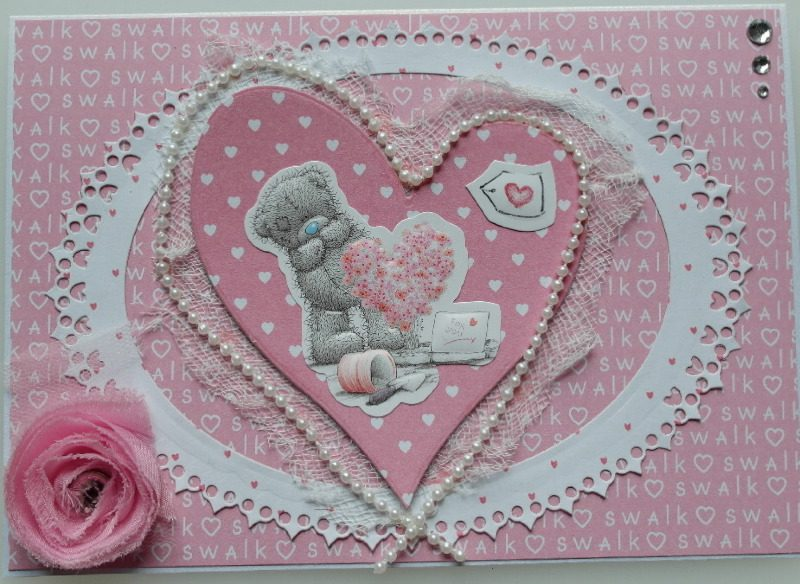 swalk tatty teddy card full