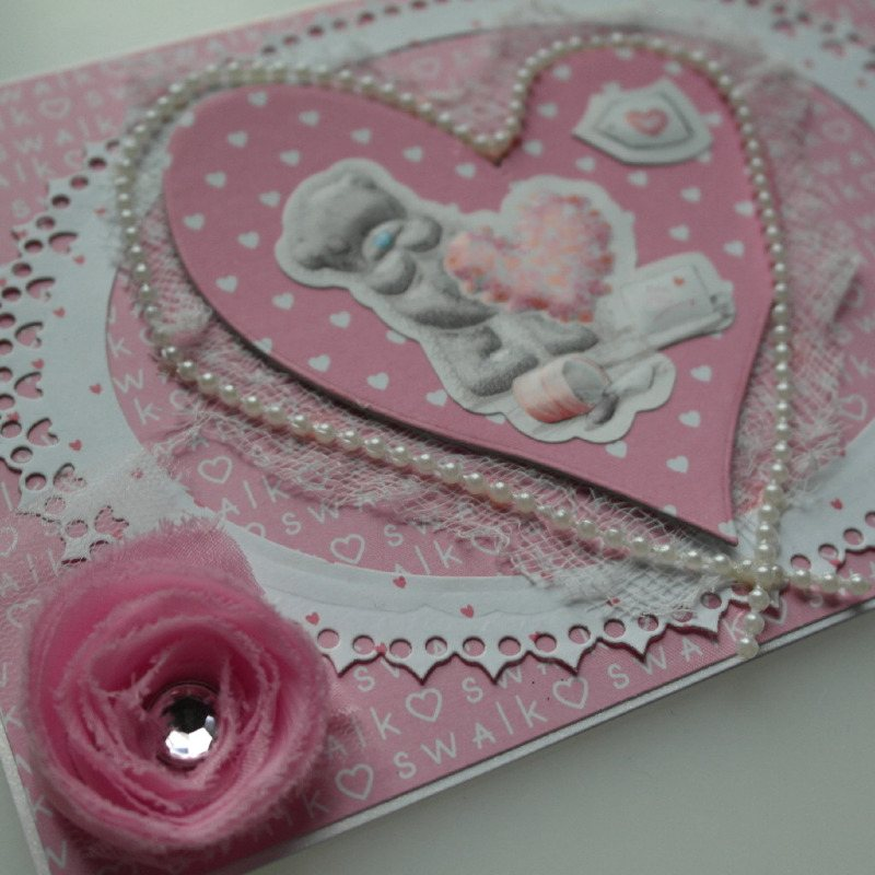 swalk tatty teddy card slide