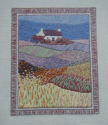 Isle of Skye Home ~ Freestyle Embroidery Pattern