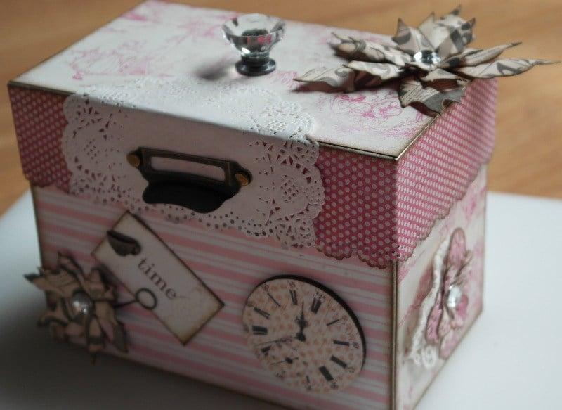 tea time box 3d