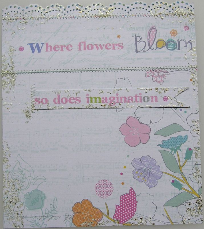 where flowers bloom back pull out