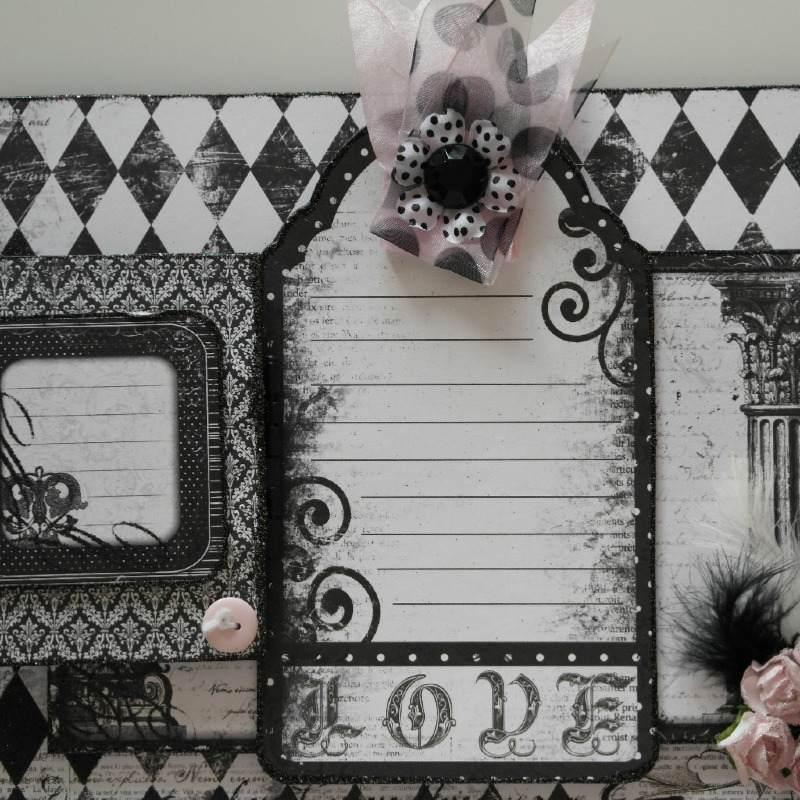 enchanted love wedding album love tag