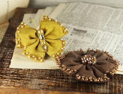 Prima ~ Flowers Elegance Gold Nugget 551919