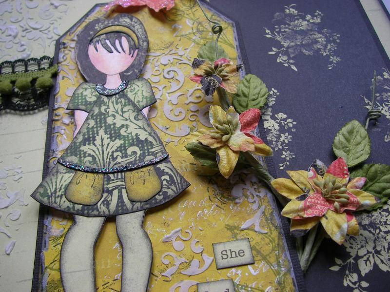 spring in her heart dress