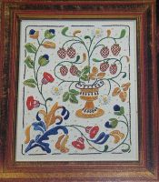 Medieval Book of Hours Illuminated Manuscript ~ Embroidery Pattern