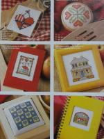 43 Shaker Style ~ Cross Stitch Charts