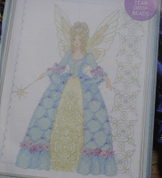 Fairy Godmother ~ Cross Stitch Chart
