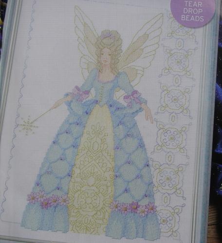 Fairy Godmother ~ Cross Stitch Chart