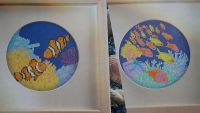 Tropical Marine Fish ~ Two Cross Stitch Charts