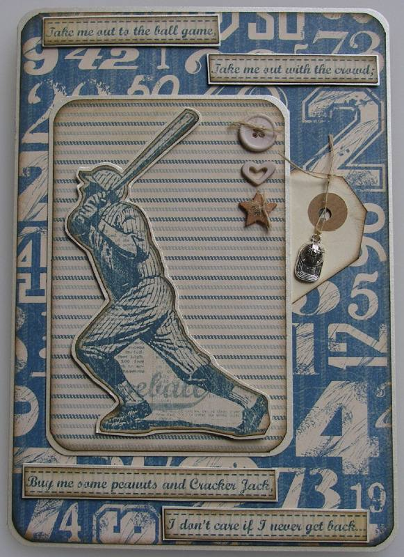 take me out to the ball game baseball full scrappykatzcraftbarn