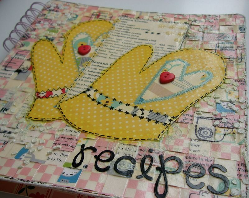 lemon cream recipe album slide scrappykatzcraftbarn