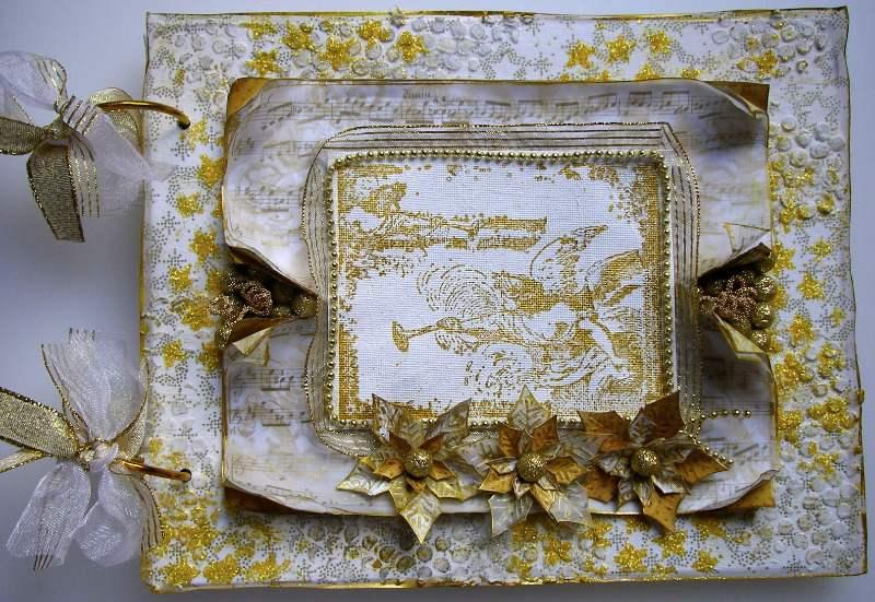 golden cherubs full scrappykatzcraftbarn