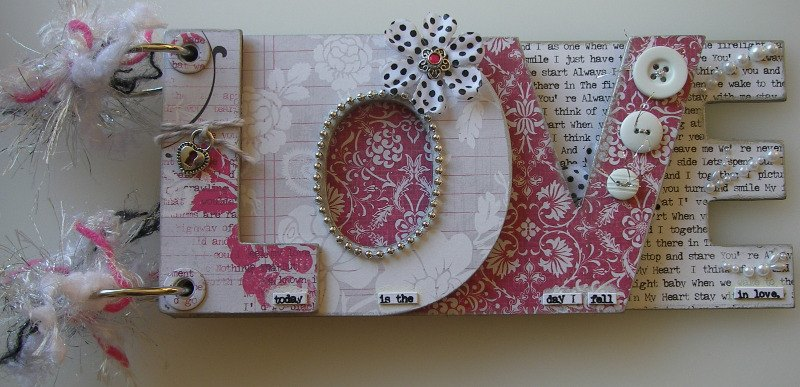 Ooak handmade scrapbook photo albums for Handmade things videos