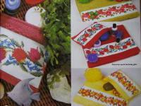 Floral Borders ~ Three Cross Stitch Charts